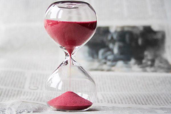 Klepsydra, czas, zegar