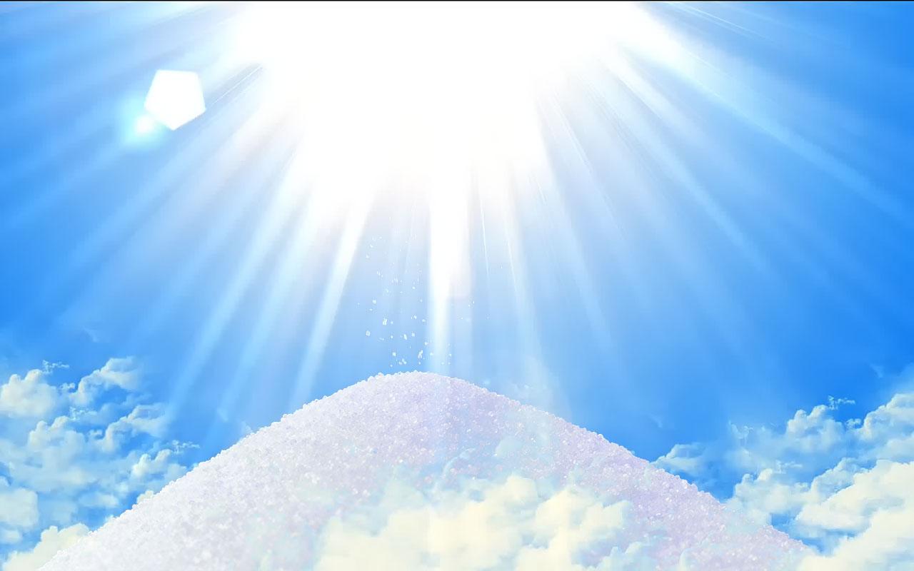 sól, światłość, niebo