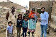 ofiary powodzi pakistan