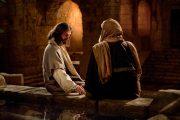 Nikodem, Pan Jezus, ewangelia Jana 3 rozdział
